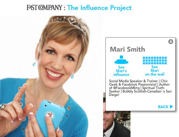 Mari Smith influence