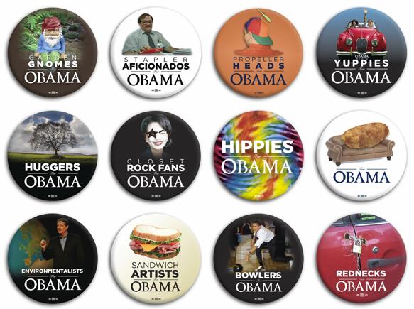 Obama segmentation